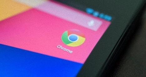 chrome-31 en Google Play
