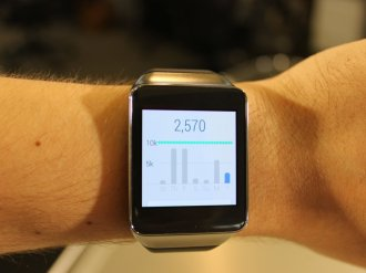 Smartwatch de Google 14