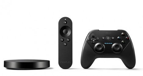 especificaciones del Nexus Player 01