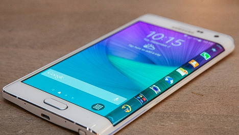 Samsung Galaxy Note Edge 02