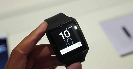 SmartWatch 3 de Sony en Play Store