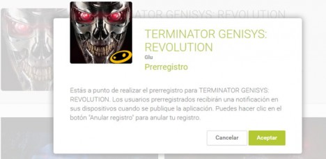 Google Play Store con prerregistro 02