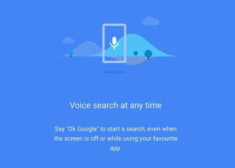 Configurar ok Google permanentemente