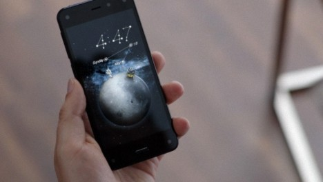Amazon Fire Phone sin mensajes sms