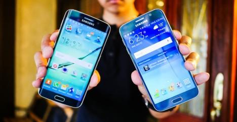 Problemas con la auto-rotación que se desactiva en el Galaxy S6