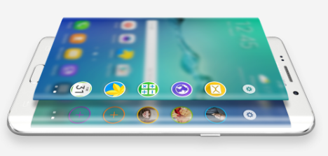Edge People para el Galaxy S6 Edge+