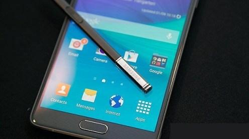 04 S-Pen roto del Galaxy Note 5