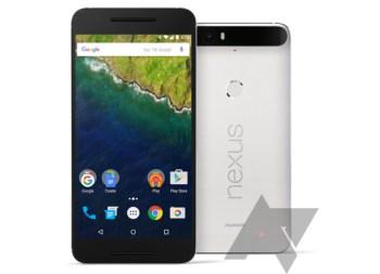 Nexus Huawei 6P