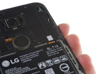 02 Como desarmar un LG Nexus 5X