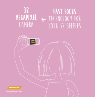 32-Meg-Selfie-MediaTek-X20