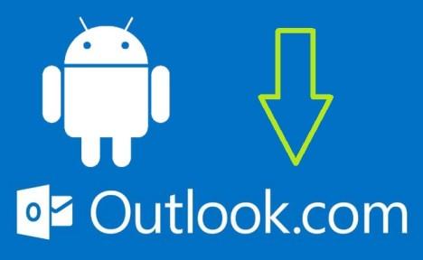 Como descargar adjuntos de correos Outook Android