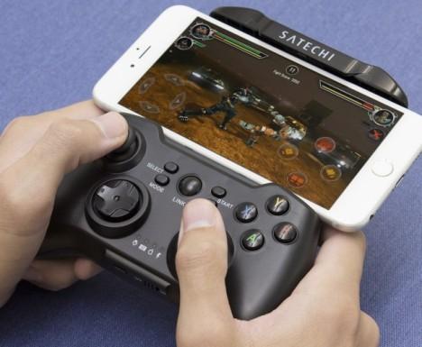 Satechi Wireless Gamepad para Juegos Android