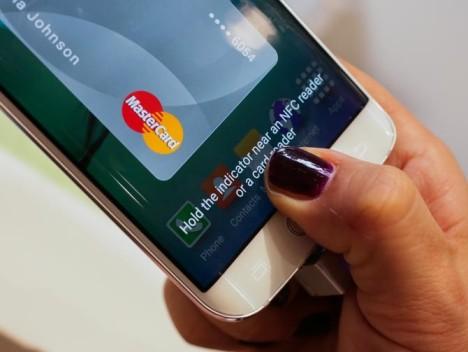 Samsung Pay con promoción para Cargador inalámbrico