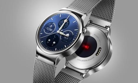 Huawei Watch desde 440 US.D. en Reino Unido