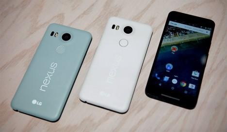 Nexus 5X - Guia de Compras