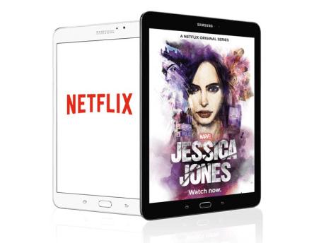 Netflix gratis por 1 año