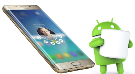Marshmallow Samsung Galaxy S6