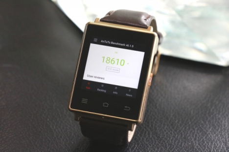 Smartwatch No.1 D6