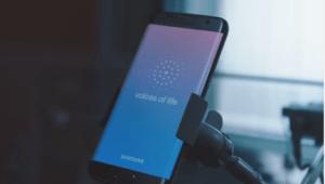 Samsung con Voces de Vida