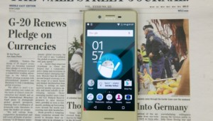 Sony Xperia X-review