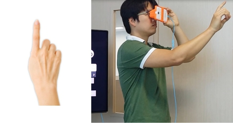 VR Gesture Player Lite