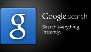 Búsqueda de Google en Android