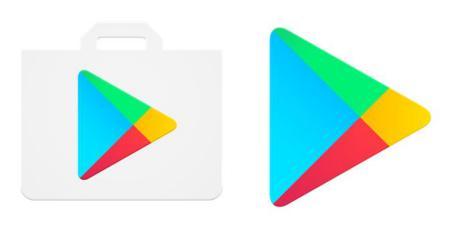 Nuevo logo Google Play Store 2017