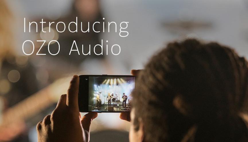 Sonido Ozo 360 en Nokia 8