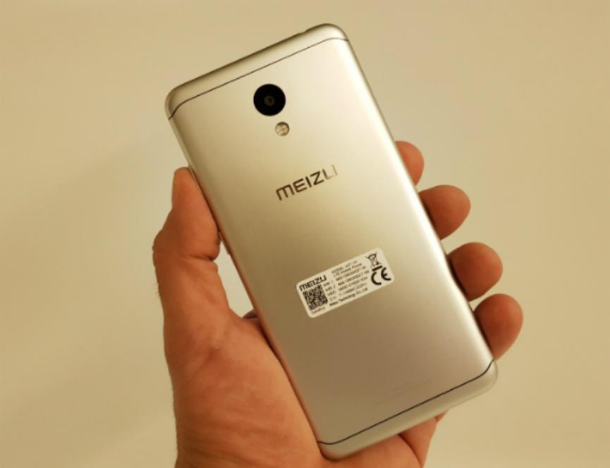 Meizu M6 especificaciones