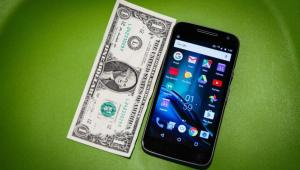Teléfonos móviles Android baratos
