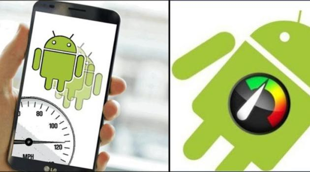 Acelerar al teléfono móvil Android 01