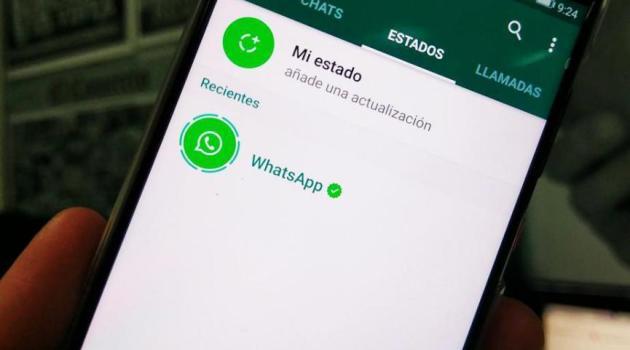 Estados de WhatsApp paso a paso