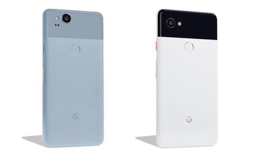 Google Pixel 2 y XL 2