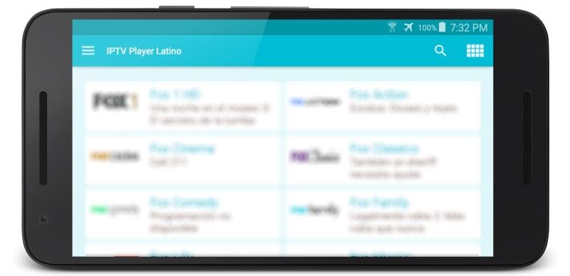 TV Streaming Gratis con TV Player Latino