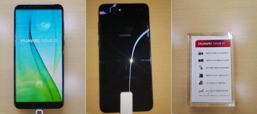 especificaciones Huawei Nova 2s