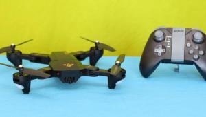 Drone Visuo con Android