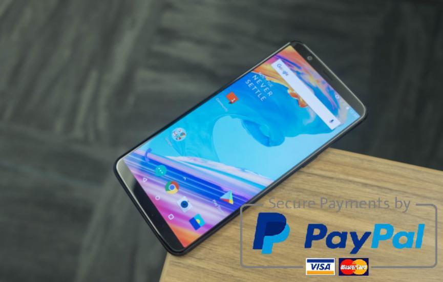 OnePlus 5T: Cómo comprarlo con PayPal protegiendo tu tarjeta de crédito