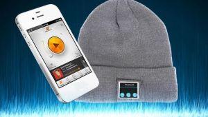 Gorras Bluetooth de lana