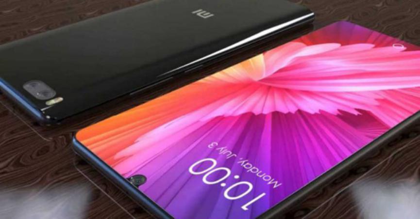 Xiaomi Mi 7 con muesca superior