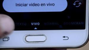 como hacer transmison en vivo con Instagram Android