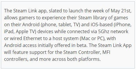 Juegos de PC en Android iOS
