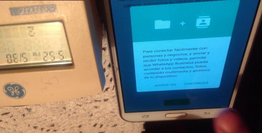 WhatsApp en Android sin número de SmartPhone