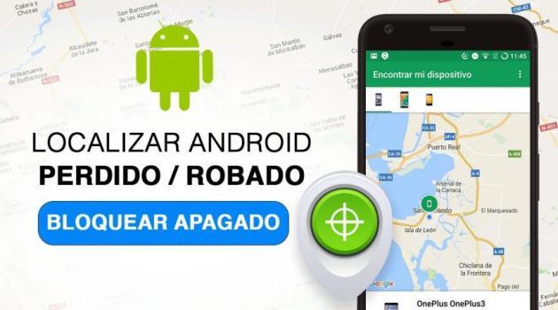 Encontrar tu SmartPhone