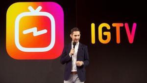 IGTV de Instagram Android