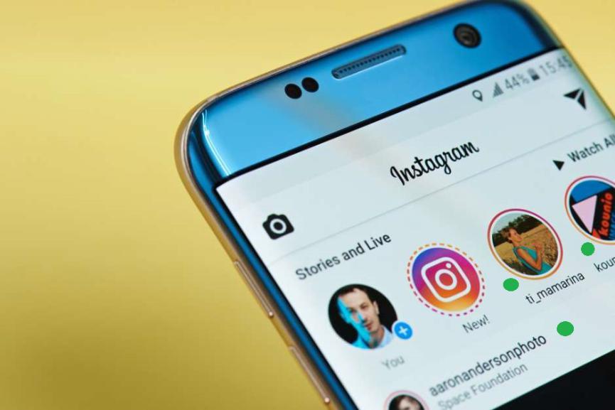 Instagram Android también mostrará cuando nuestros amigos estén ONLINE
