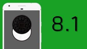 Oreo Android 8.1