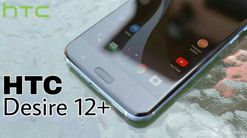 SmartPhone Android HTC Desire 12 Plus