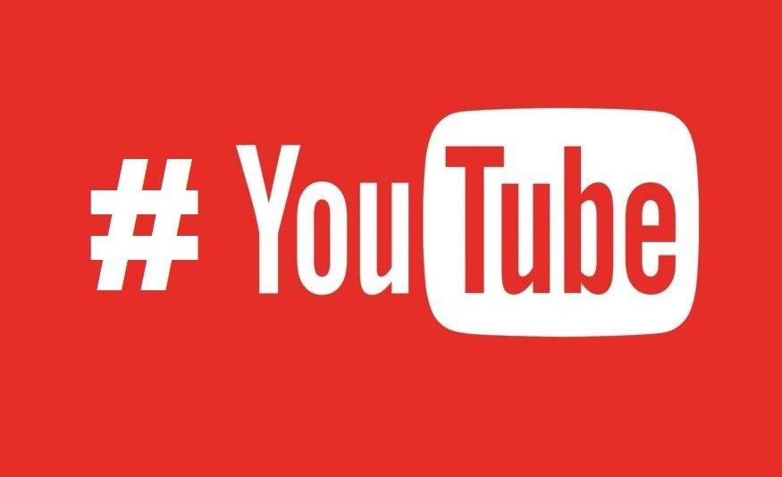 YouTube Android y Versión Web ya muestran HashTags para mejorar búsquedas