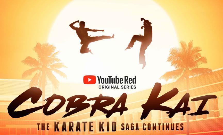 Cobra Kai en YouTube RED: Cómo ver la Serie Gratis en tu SmartPhone Android