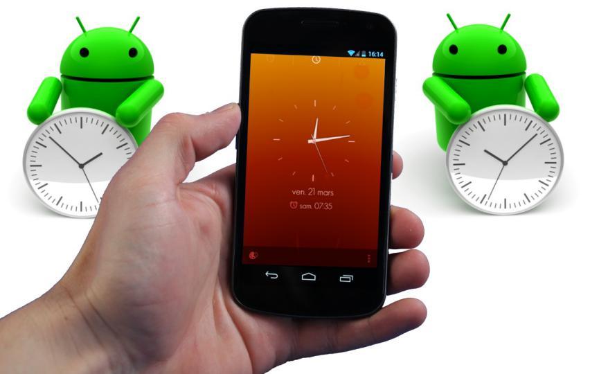 Alarmas en Android: Cómo aplazarlas unos minutos más antes de despertar
